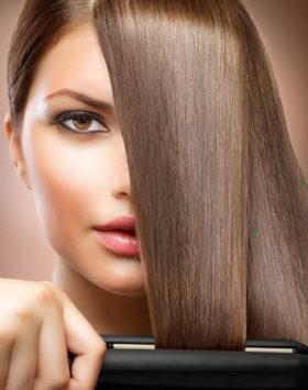 Hair Straightening delhi