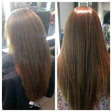 hair smoothening treatment